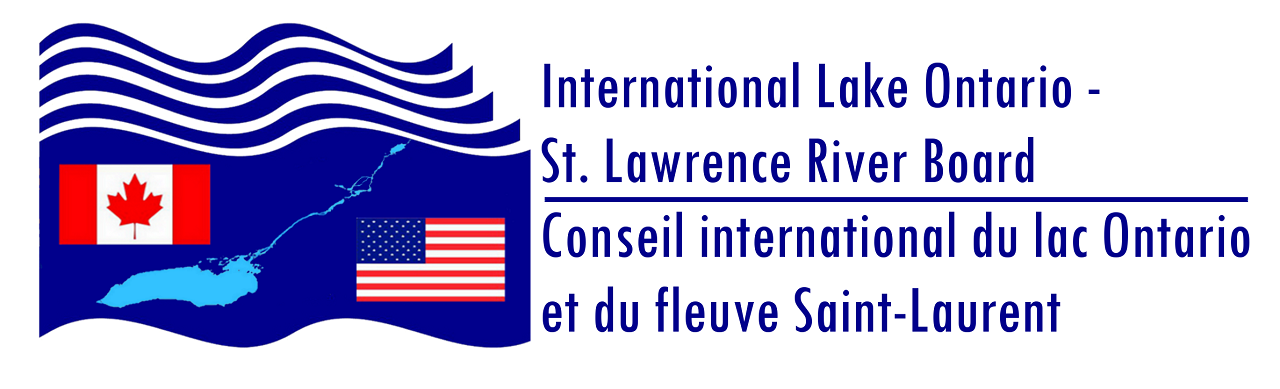 International Lake Ontario-St. Lawrence River Board logo