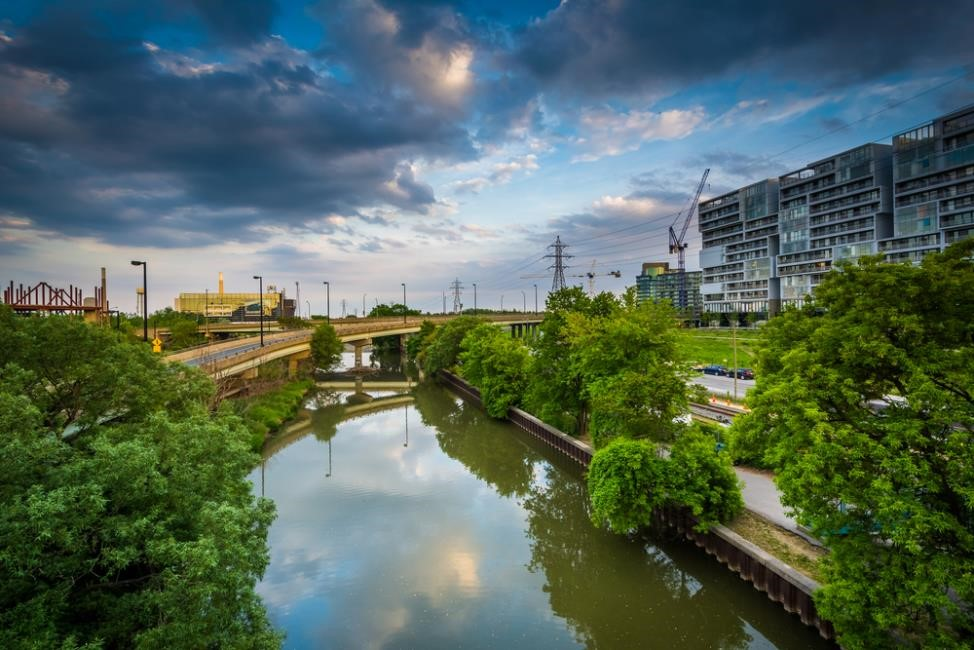 lower don river resilience
