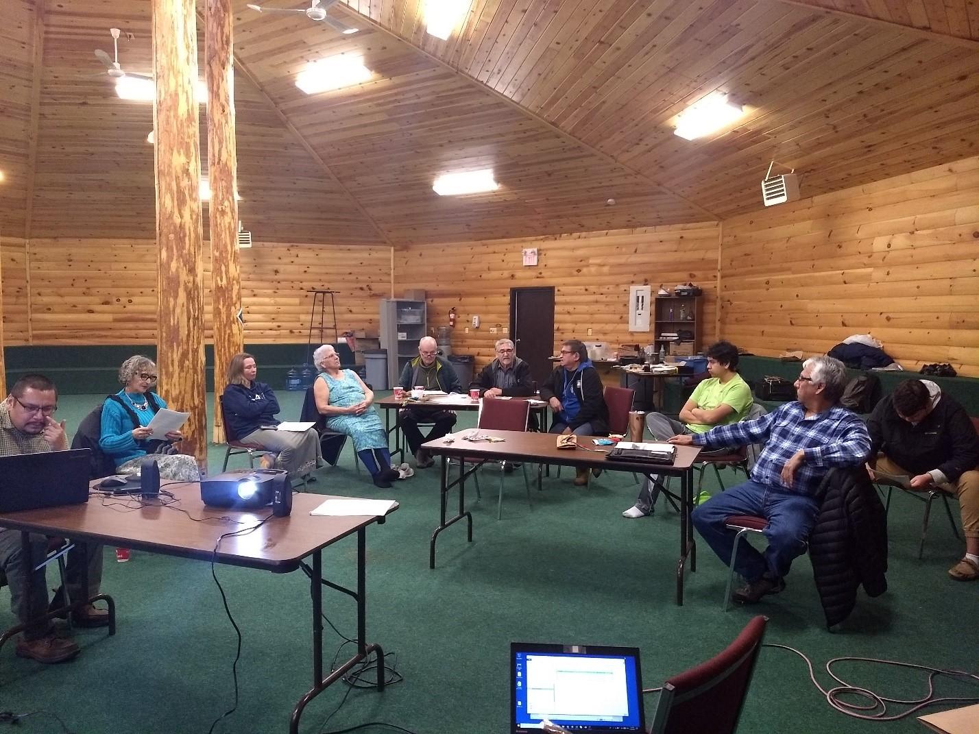 roundhouse meeting elders