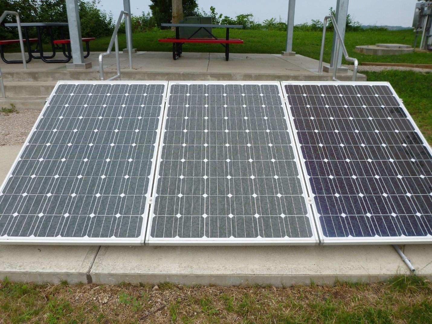 solar panels epr