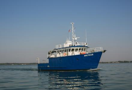 New Vessel Joins the Great Lakes Science Fleet, More on the Way