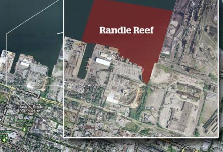 randle reef location