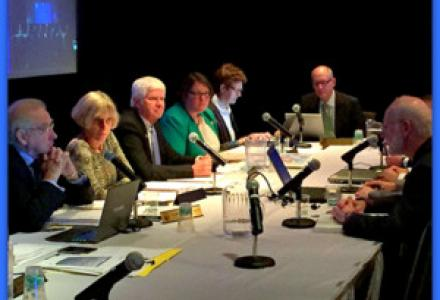 Water Matters - IJC Commissioners and Staff at spring semi-annual meeting
