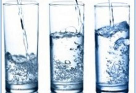 Water Matters - Three glasses of water