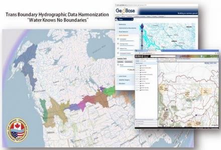 Trans Boundary Hydrographic Data Harmonization