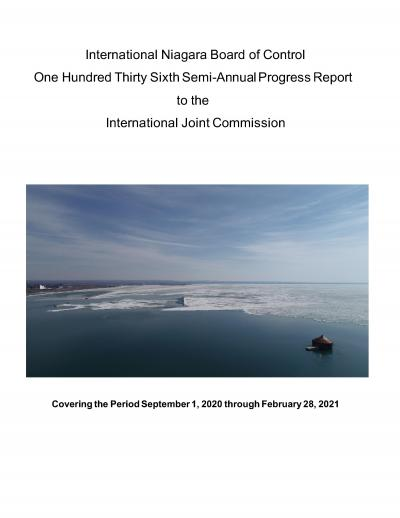 International Niagara Board of Control 136th Semi-Annual Progress Report