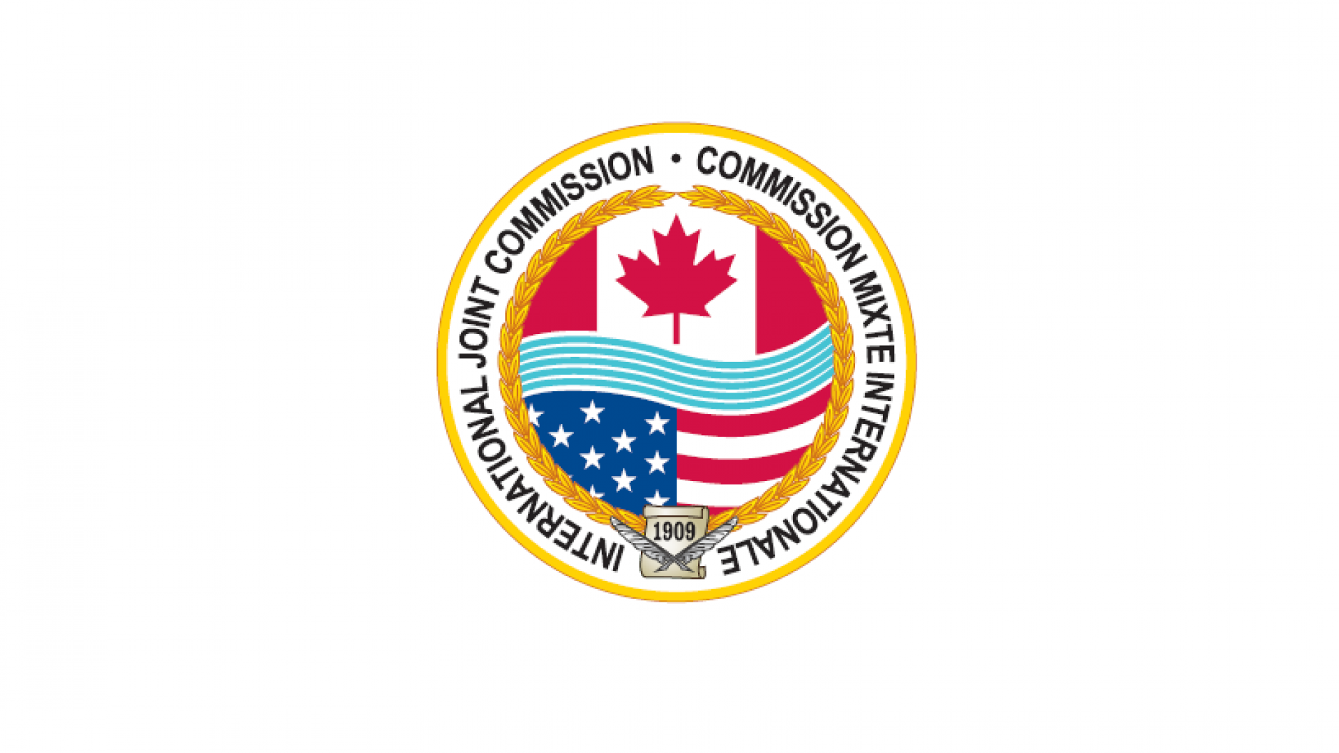 Logo of the International Joint Commission
