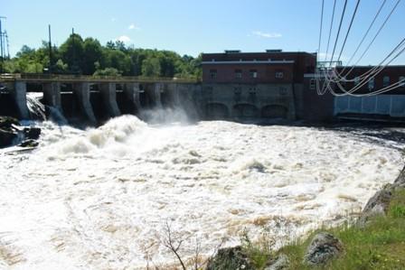 milltown dam extreme flow