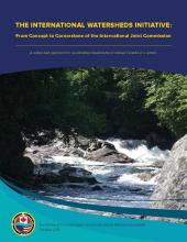 Cover image of the IWI's Fourth Report to Governments