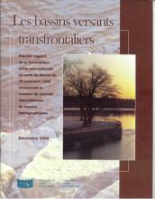 IIBH - Page couverture du premier rapport aux gouvernements