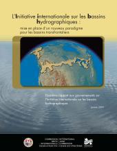 IIBH - Page couverture du troisième rapport aux gouvernements