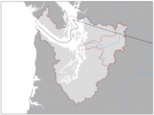 Icon for the Skagit River Watershed