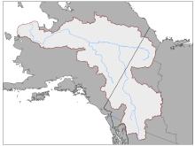 Icon of the Alaska-Yukon-British Columbia Watershed