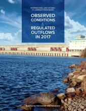 observed conditions regulated outflows 2017 cover