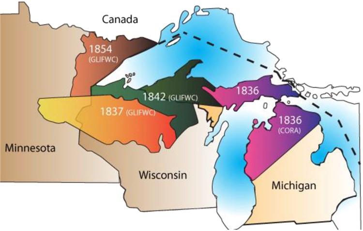 treaty ceded territories