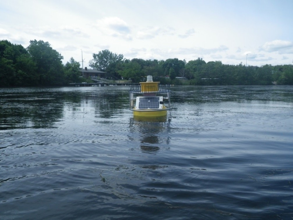 water quality buoy monitoring epa